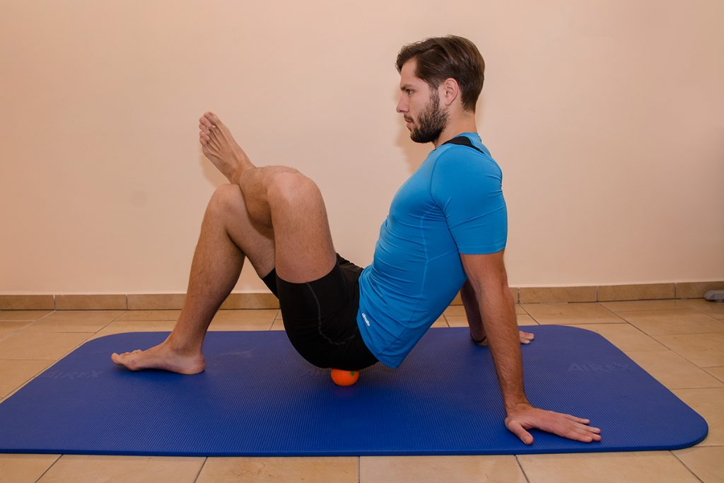 Punkt spustowy mięśnia pośladkowego średniego