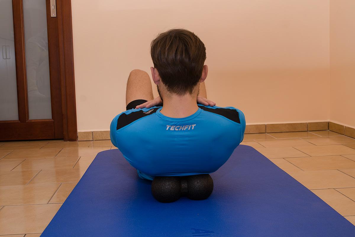 Mobilizacja odcinka piersiowego kręgosłupa