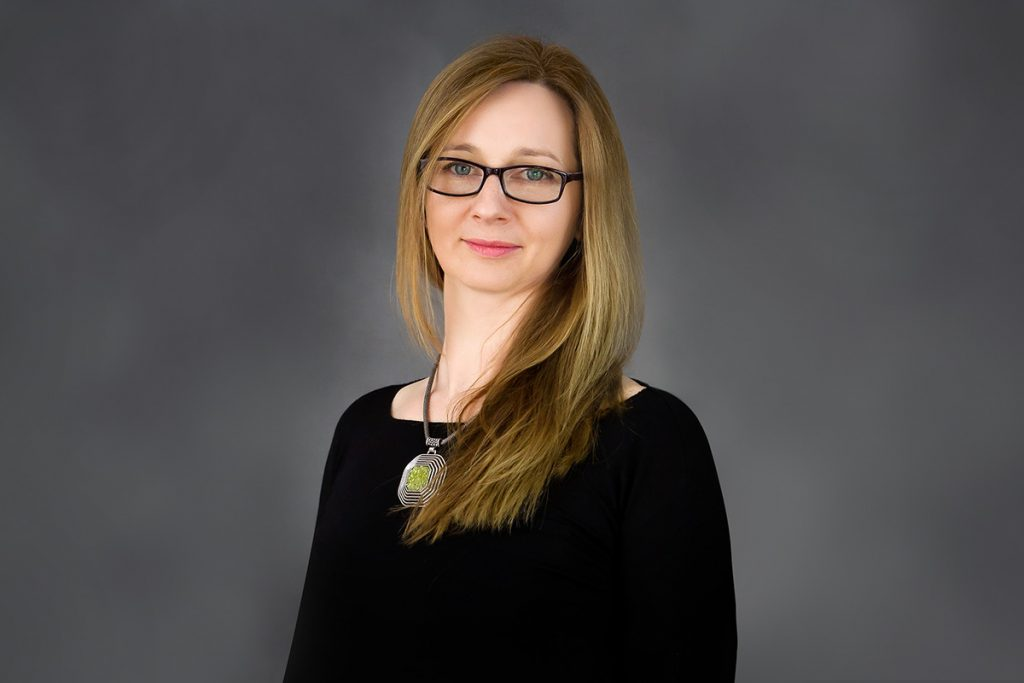 lek.med. Katarzyna Kaczmarek spec. neurolog, logopeda